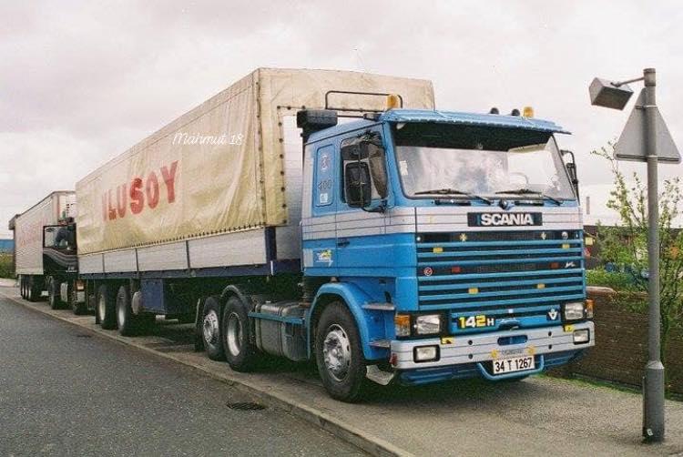 Scania-Charter-V8