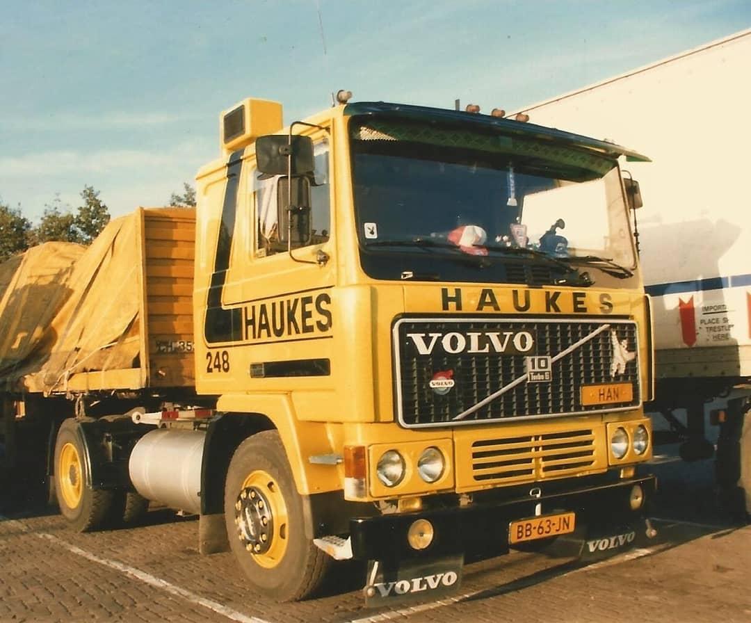 Volvo-248-Han-Megens-eind-jaren-80--Mijn-eerste-F10