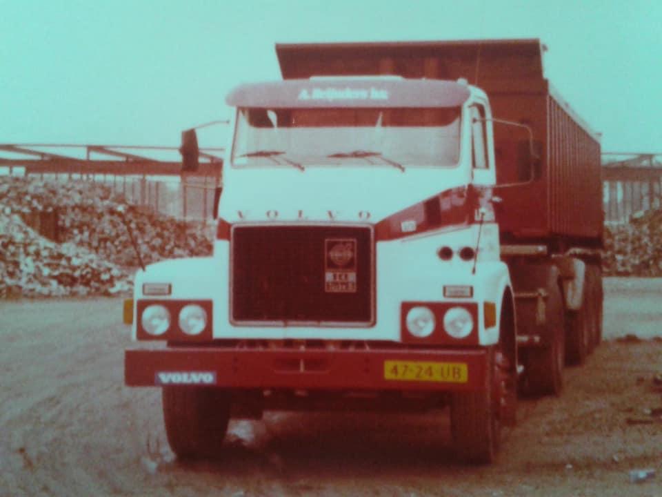 John-Pennings-zijn-eerste-wagen-1980