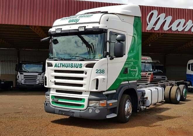 Scania-in-Paraguay
