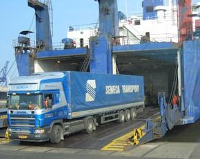 Scania-autoboot