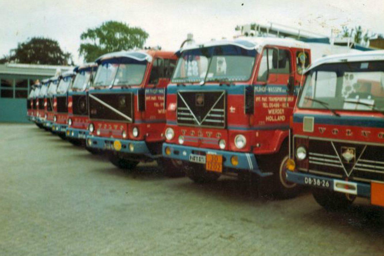 line-up-jaren-70