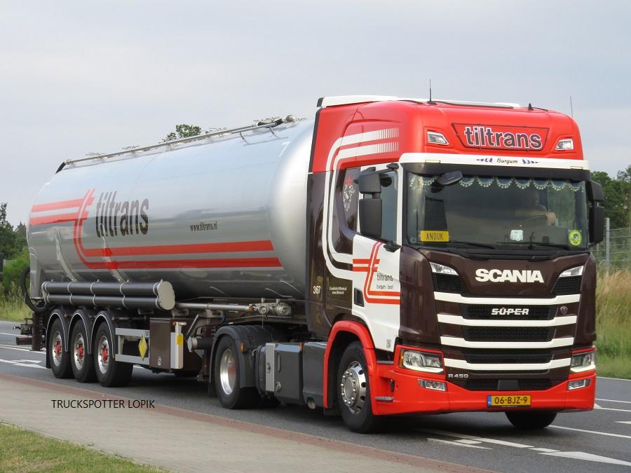 Scania--R450
