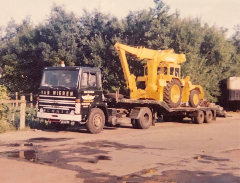 Scania-met-dieplader-