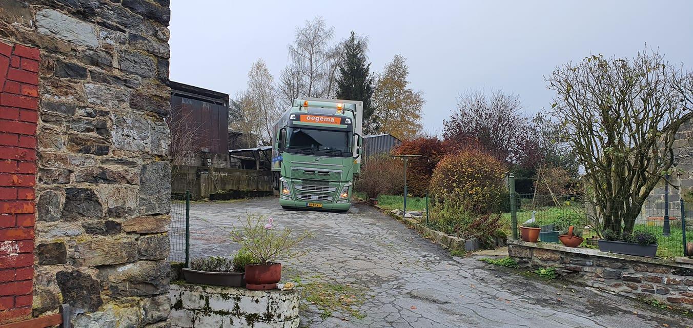 Berry-Schotanus--zijn-Volvo--19-11-2019-