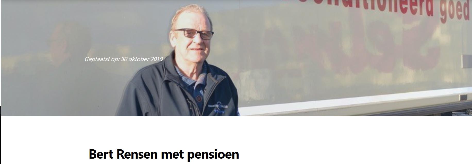 Bert-Rensen-2019-