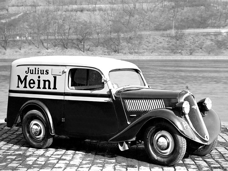 1937-Skoda-420-Popular-Van-Type-906-der-Julius-Meinl-Kaffee-Wien-Margareten-Osterreich