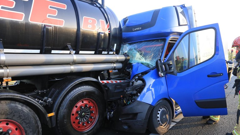 situatie-na-het-ongeluk-op-de-A67