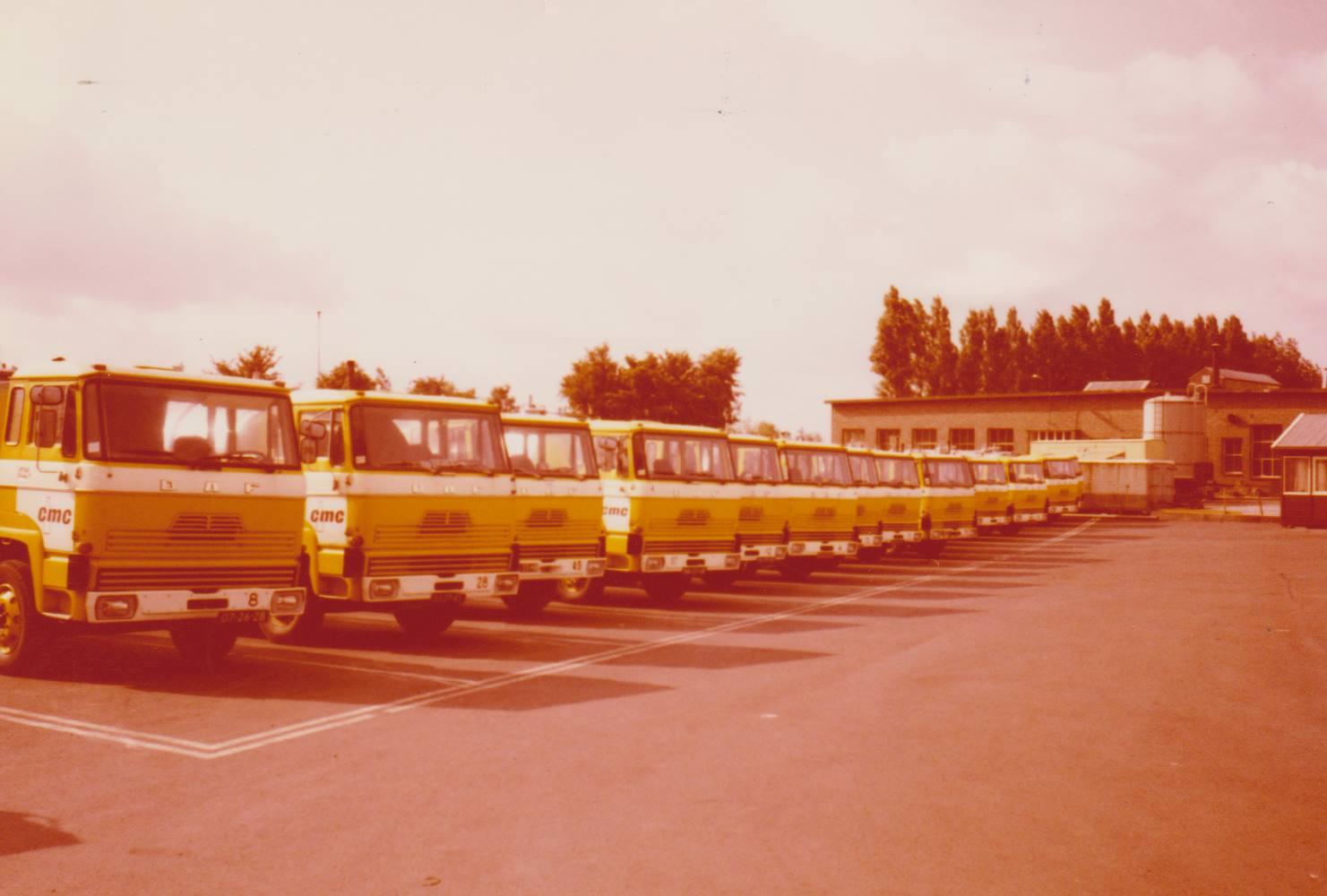 DAF-Melktransport