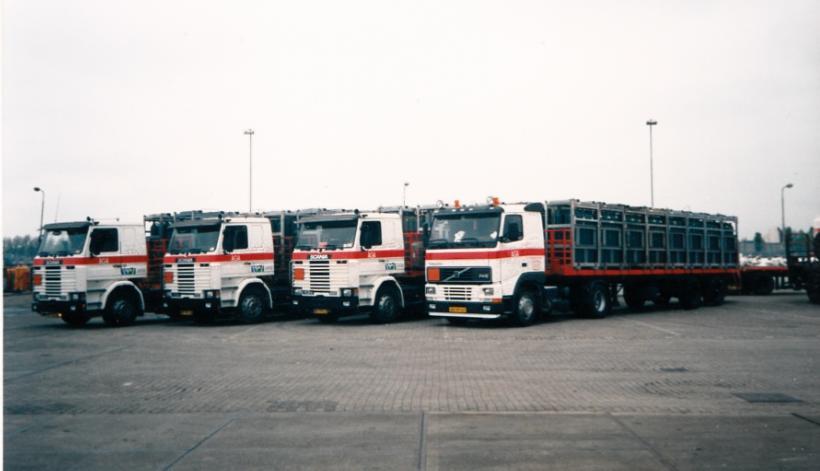 Scania--Volvo