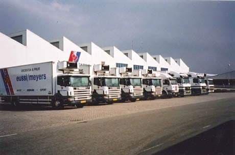 Scania-rij