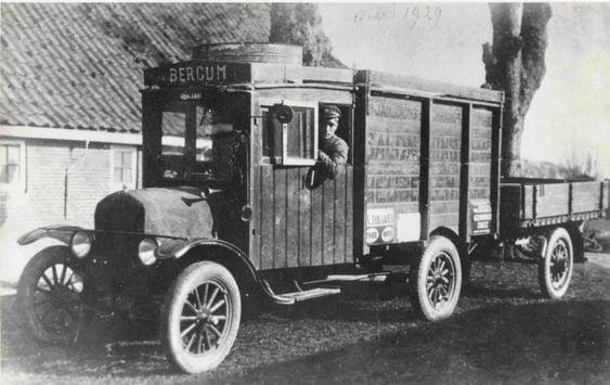 FORD-1928--Bergum