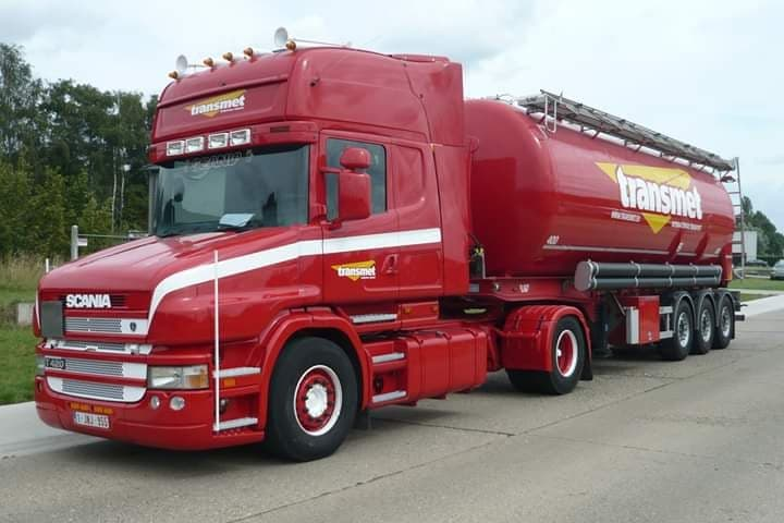 Scania-T420