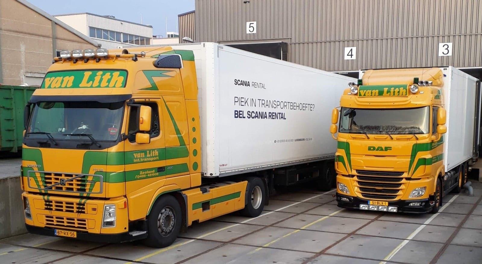 Volvo--DAF