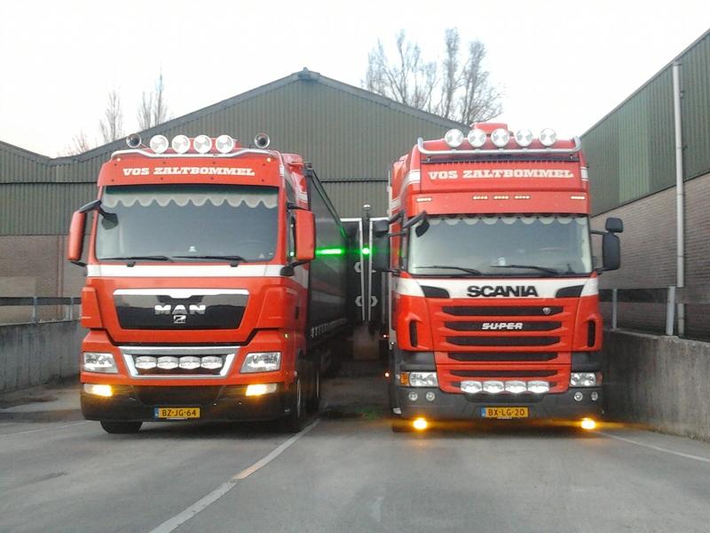MAN-Scania