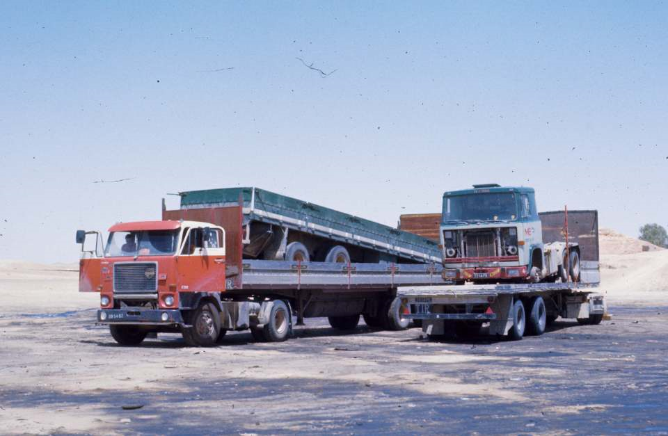 Scania-opgeladen