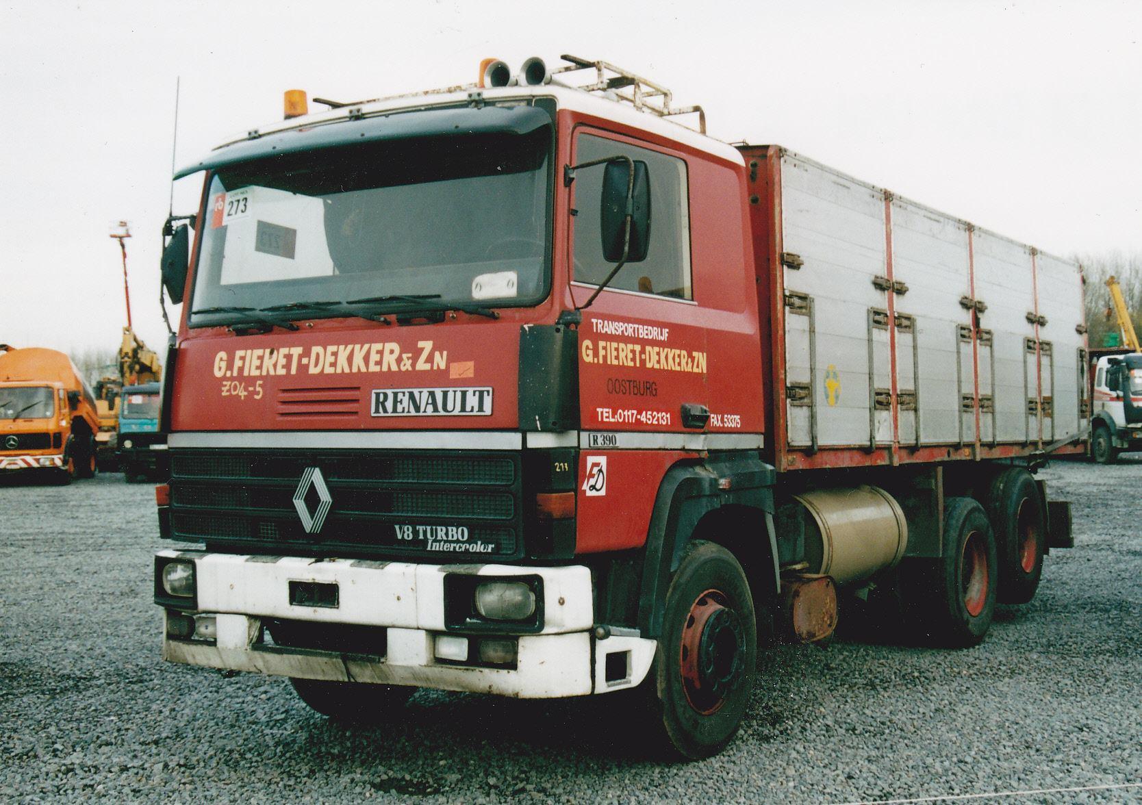 Renault-R390