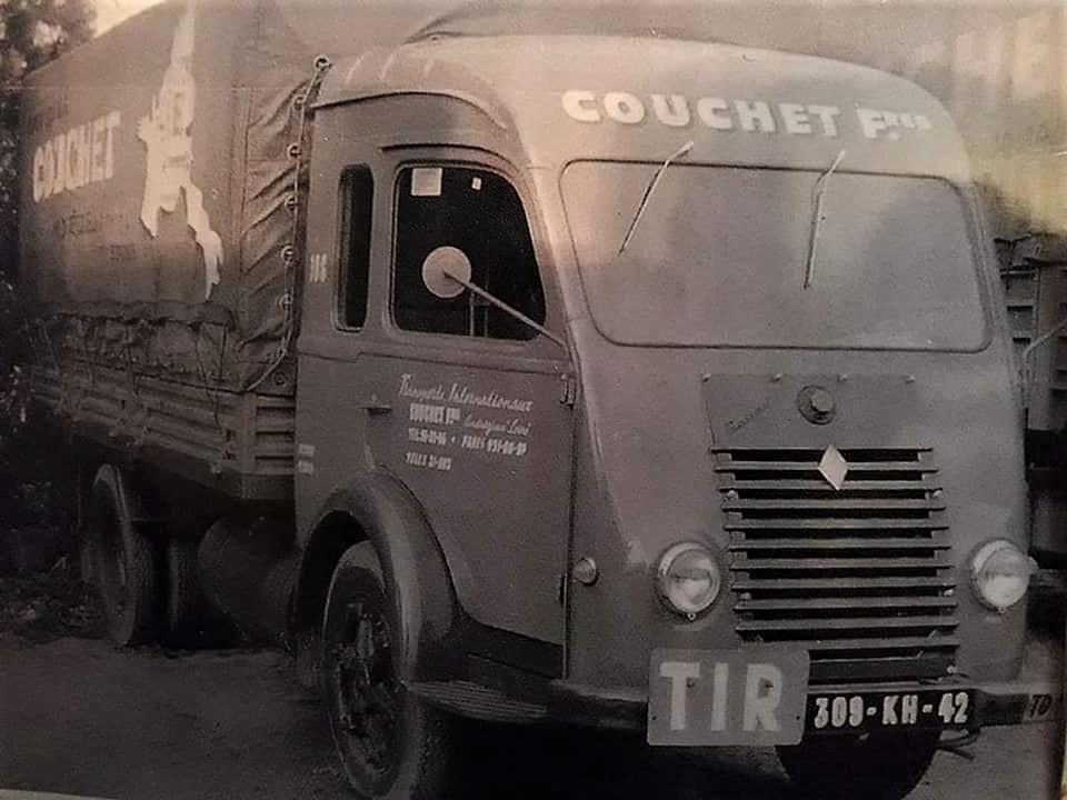 Renault-bestelwagen
