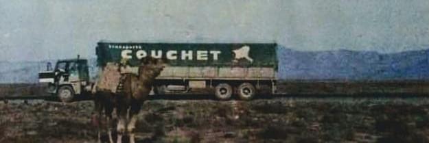 Volvo-in-de-Woestijn