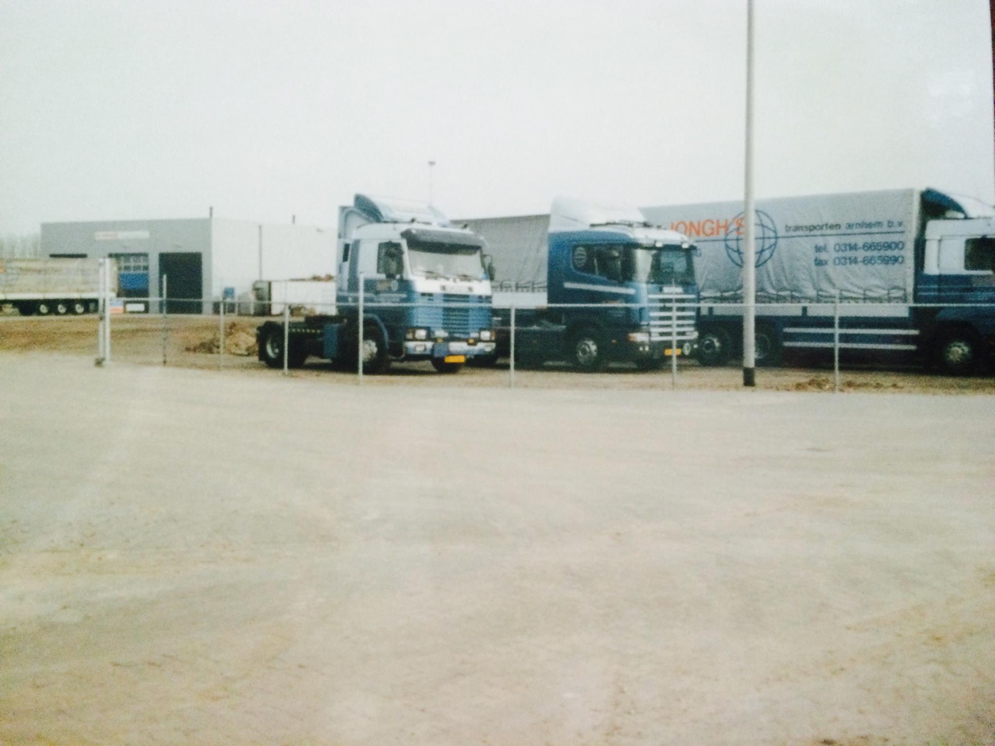 Scania-op-de-parking