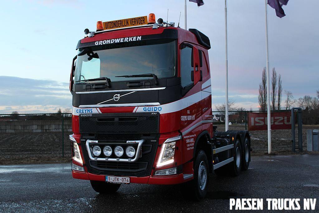 Volvo--20-3-2015--FH500-6x4--3