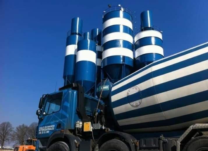 DAF-Cement-wagen