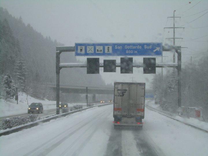 sneeuw-ritje