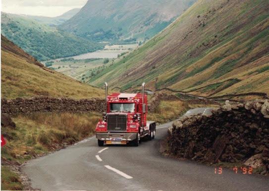 Harald-van-Loon-in-het-noorden-van-UK-in-1992