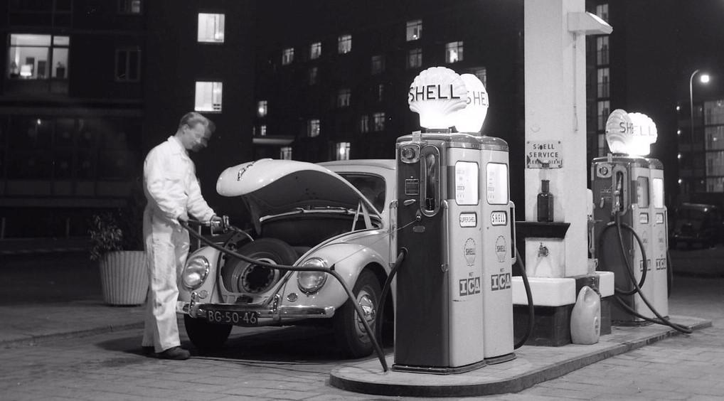 1962-Den-Haag-Sportlaan-Shell-Houtrust-