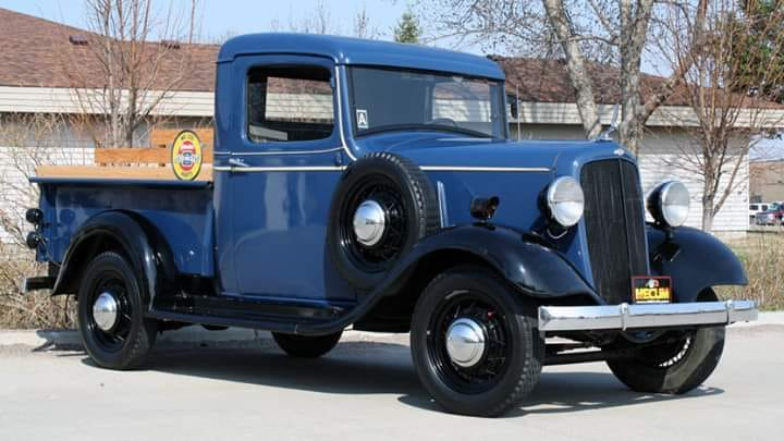 Chevrolet-Pickup--1935