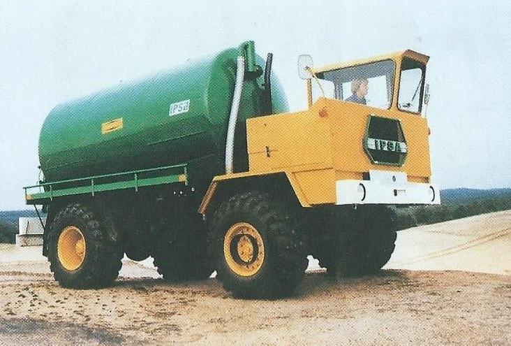 Ginaf-4X4