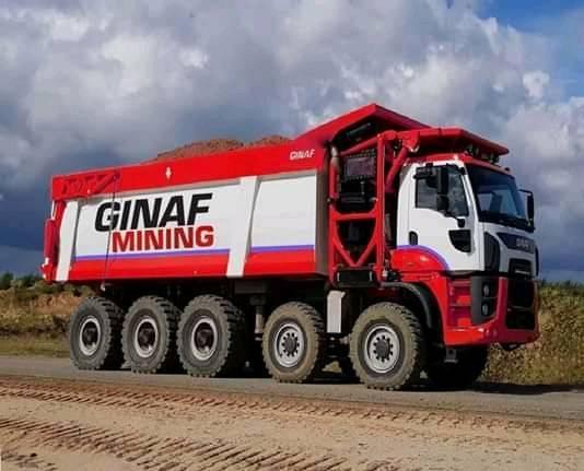 Ginaf-Mining