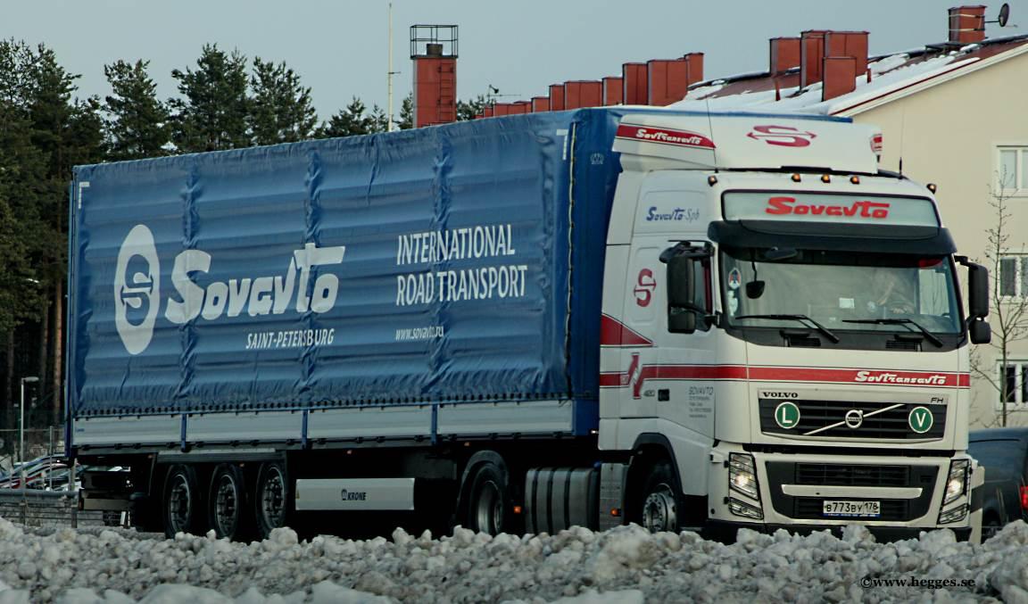 Volvo-in-Stokholm