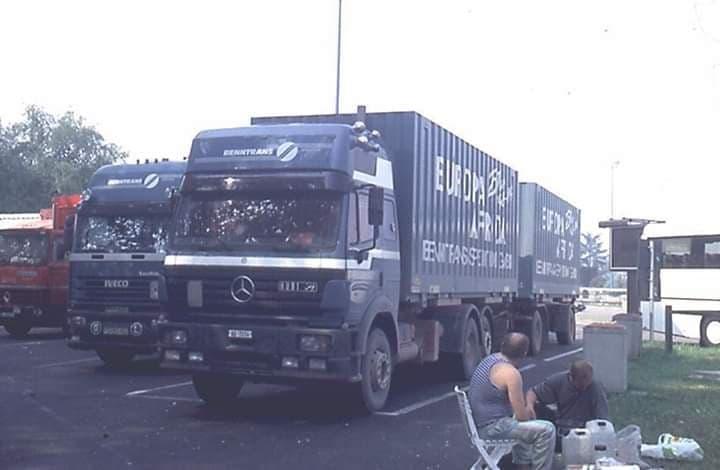Mercedes-Iveco