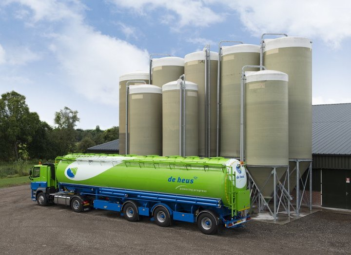 DAF-bulkwagen-