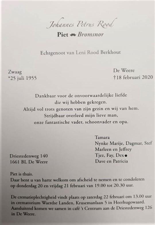 RIP-Piet-Bromsnor-1