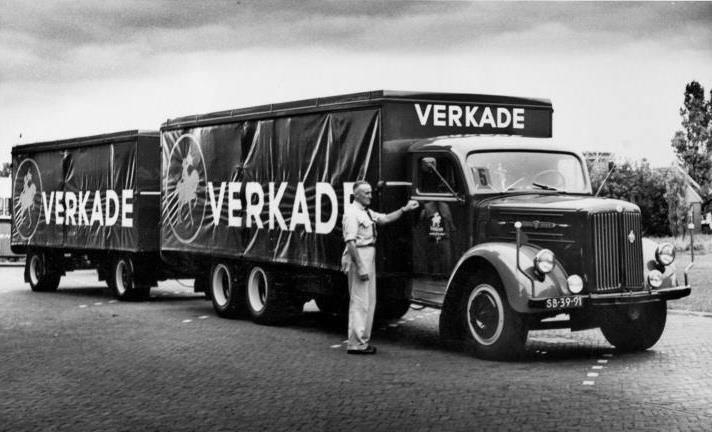 Scania-Vabis-L51-1957---Jan-van-Schans-foto