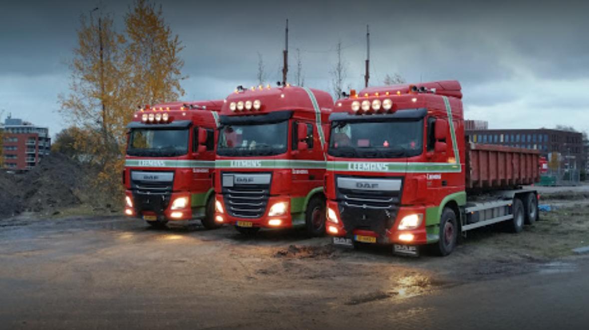 DAF-Conainer-wagen