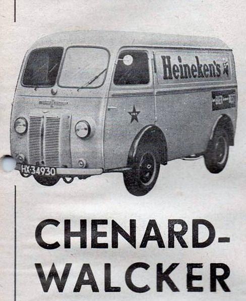 Frans-merk-truck