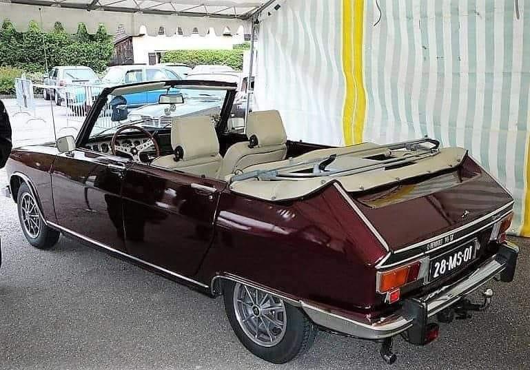 Renault--R-16-cabrio--zeker-uniek-model--prachtig