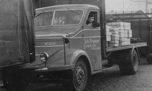 Kromhout-motorwagen