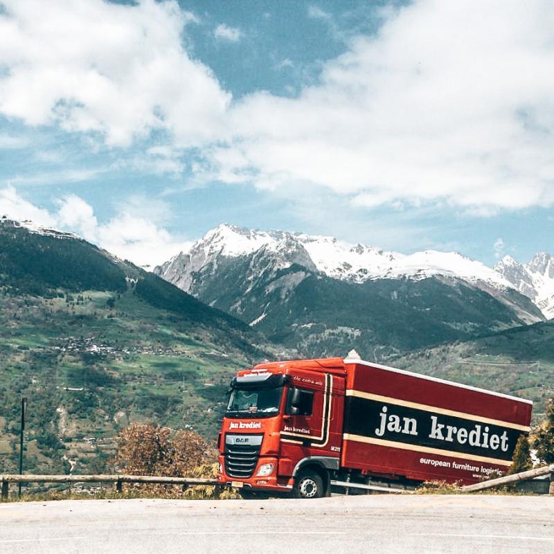 DAF-Zwitserland
