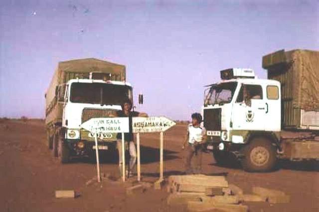 Volvo-in-Afrika-met-engelse-chauffeurs-