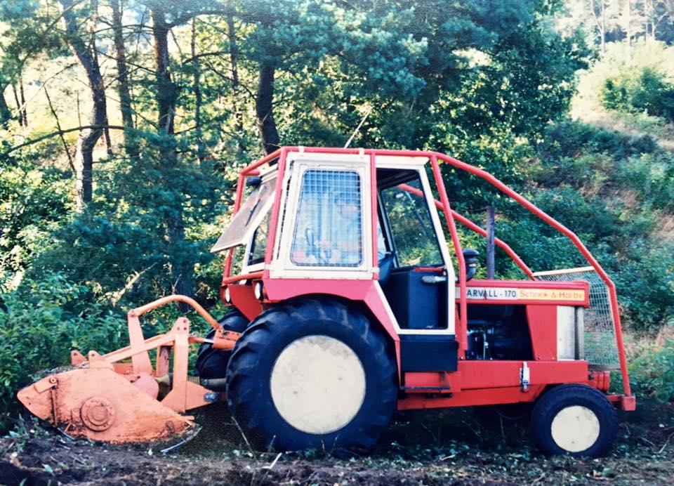 terrijn-tractor