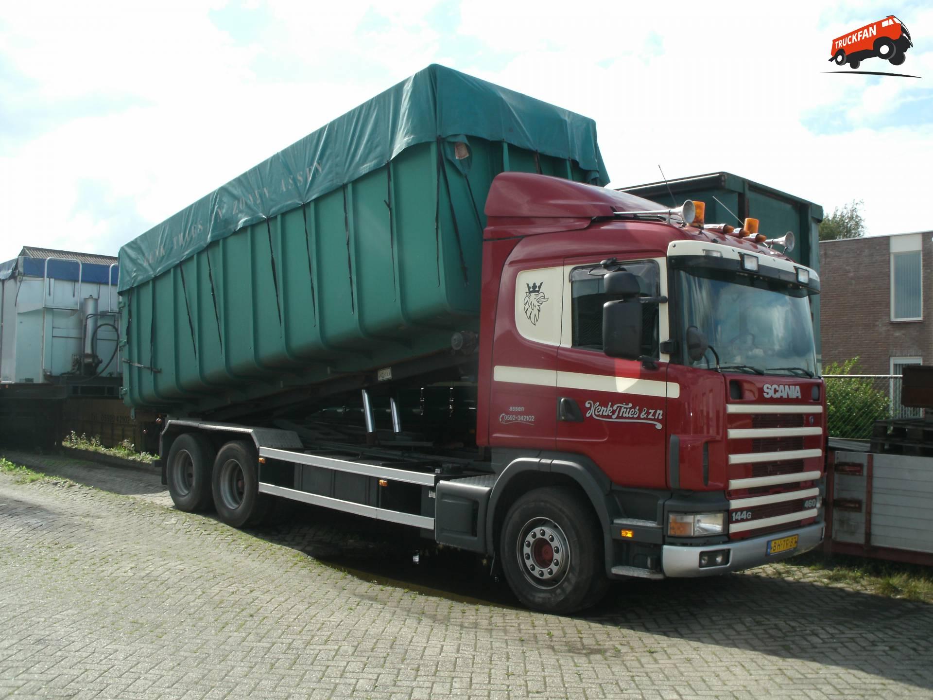 Scania-144-