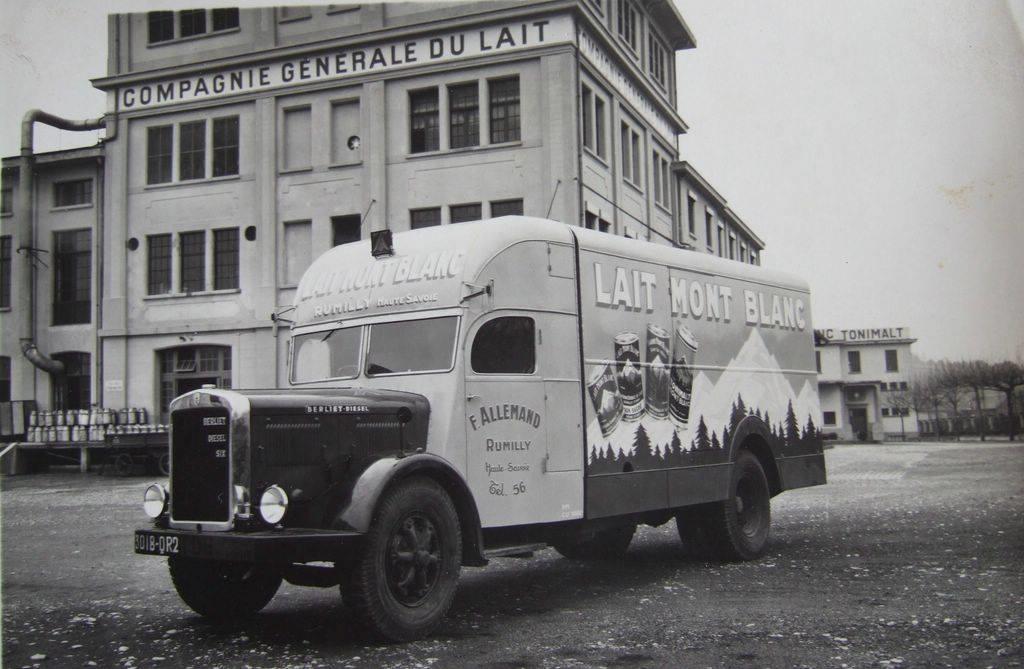 Berliet--Diesel-Allemand-F-Rumilly
