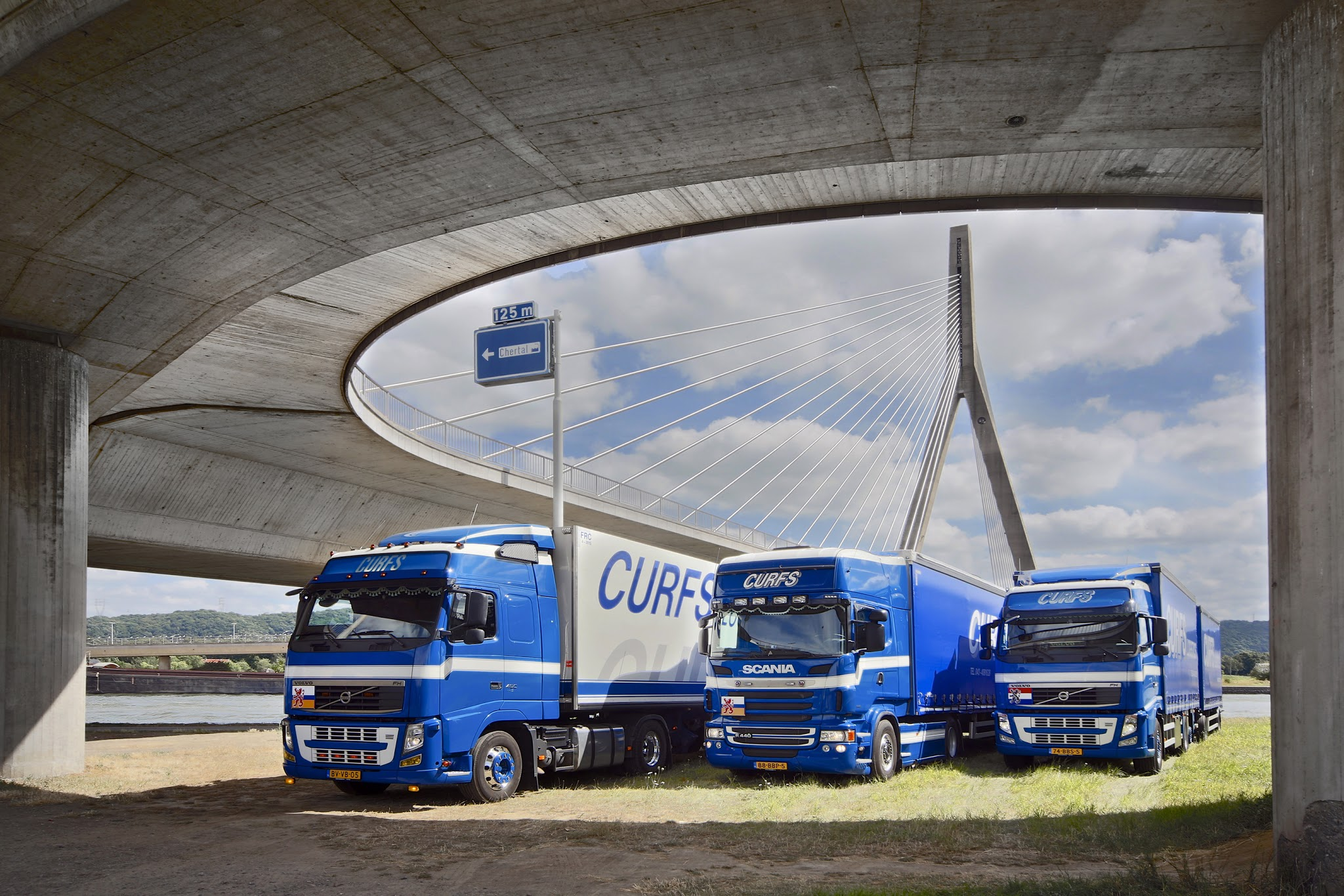 VOLVO---Scania-