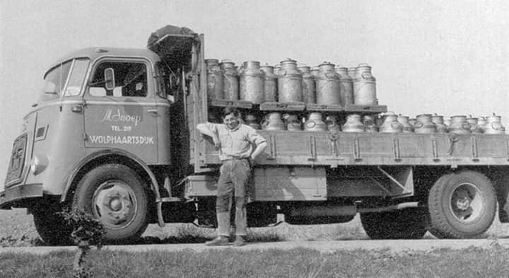 Snoep-Melkvervoer-