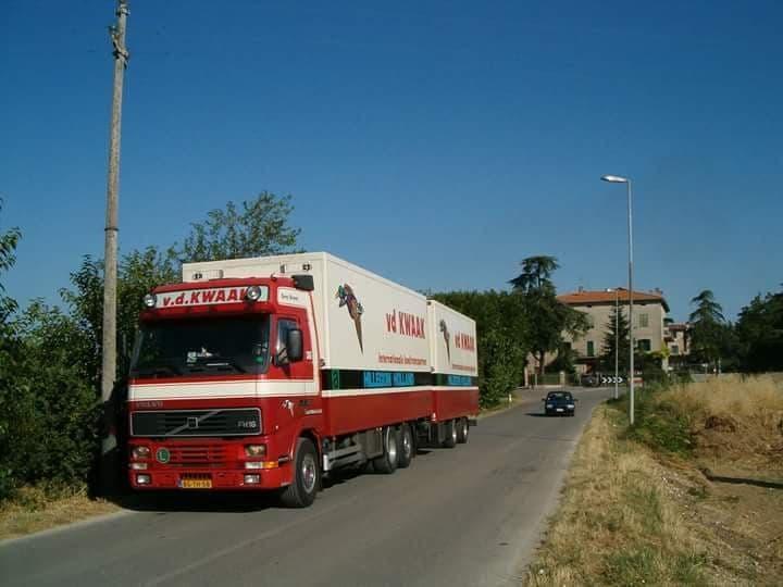 Volvo-in-Italie