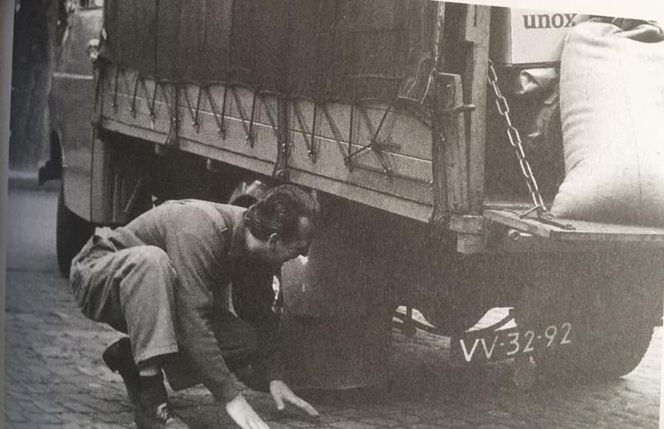 Piet-Cremers-Opel-Blitz--Theo-Sijbers-archief